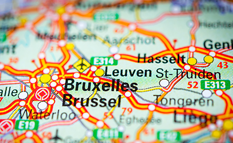 Brussels Travel Alert